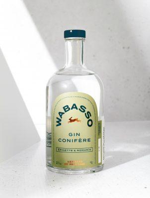Conifère gin